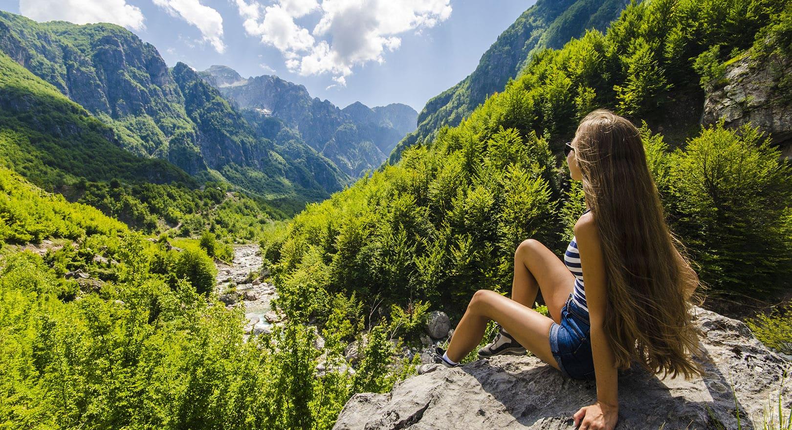 Top 8 der sehenswertesten Orte in Albanien