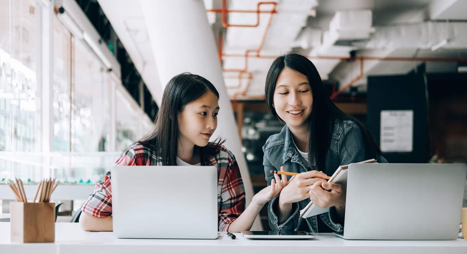 Aus China kommen die meisten Studenten nach Deutschland