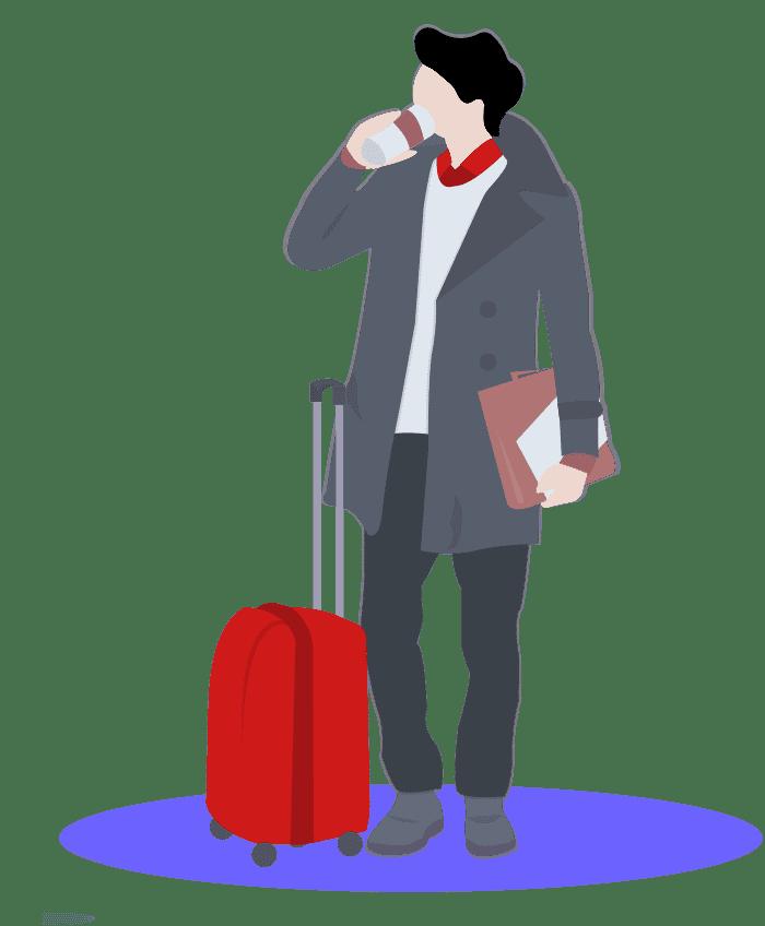Reiseversicherung für ausländische Gäste