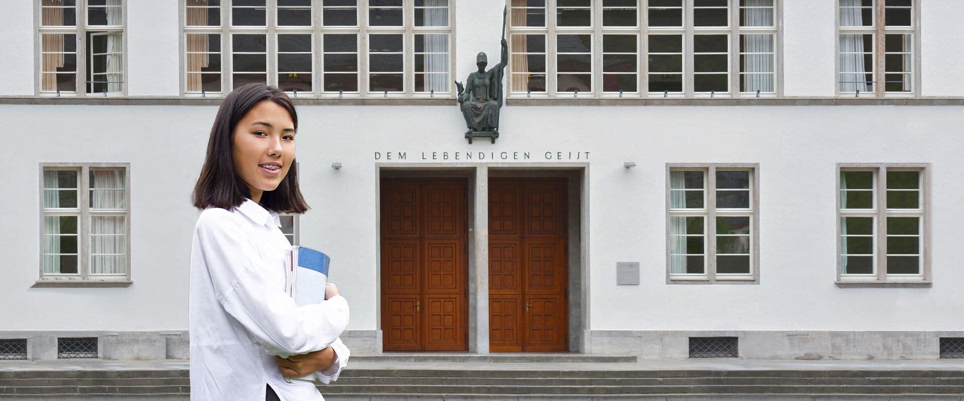 Krankenversicherung für Studenten aus Korea