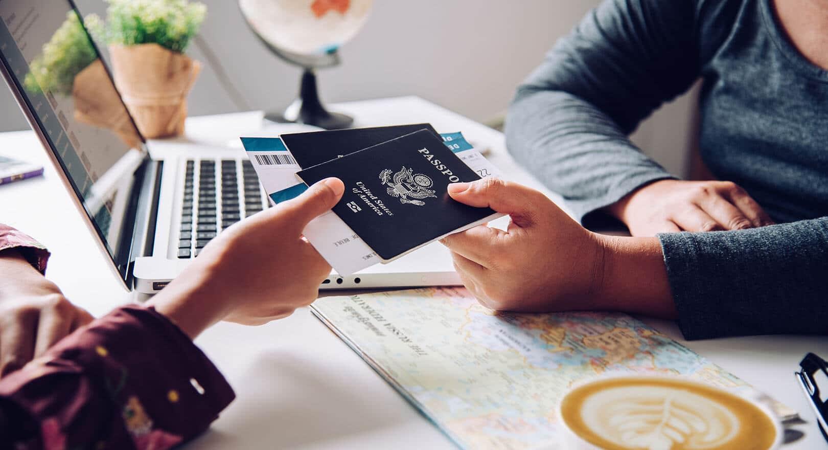 Das Schengenvisum, Informationen zur Gültigkeit und Beantragung und der erforderlichen Reisekrankenversicherung