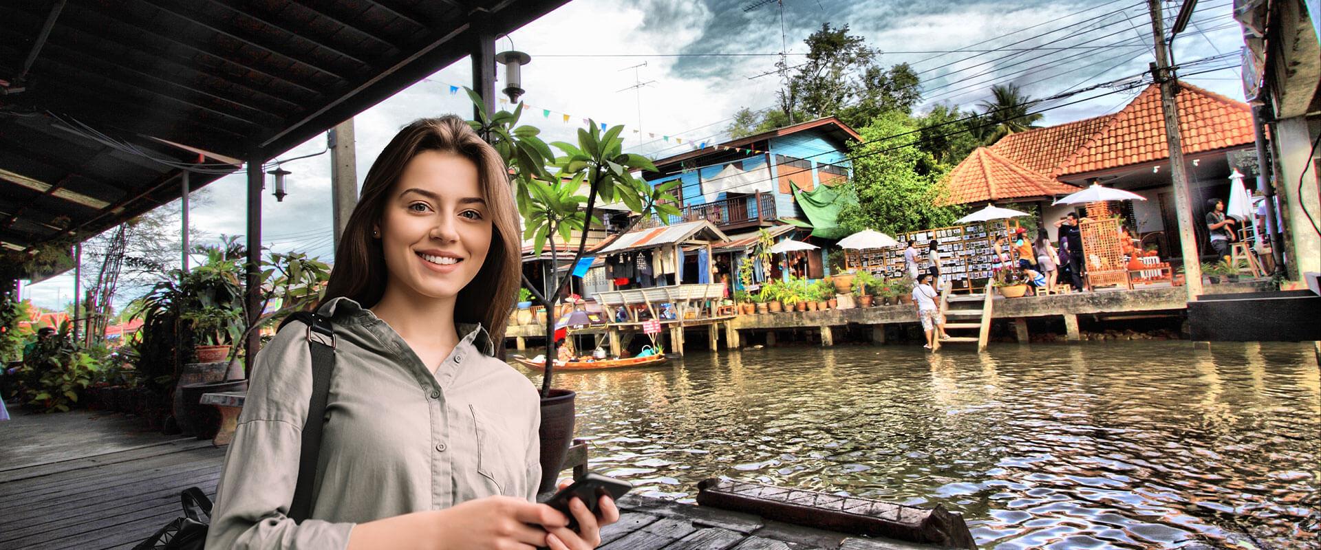 Auslandskrankenversicherung Studenten in Thailand