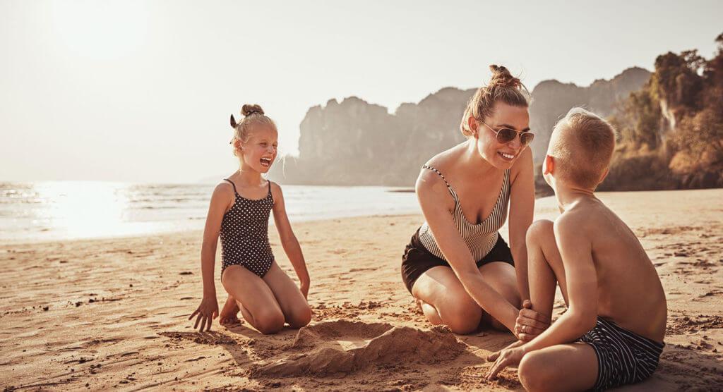 Die 10 besten Reiseziele zum Muttertag außerhalb Europas