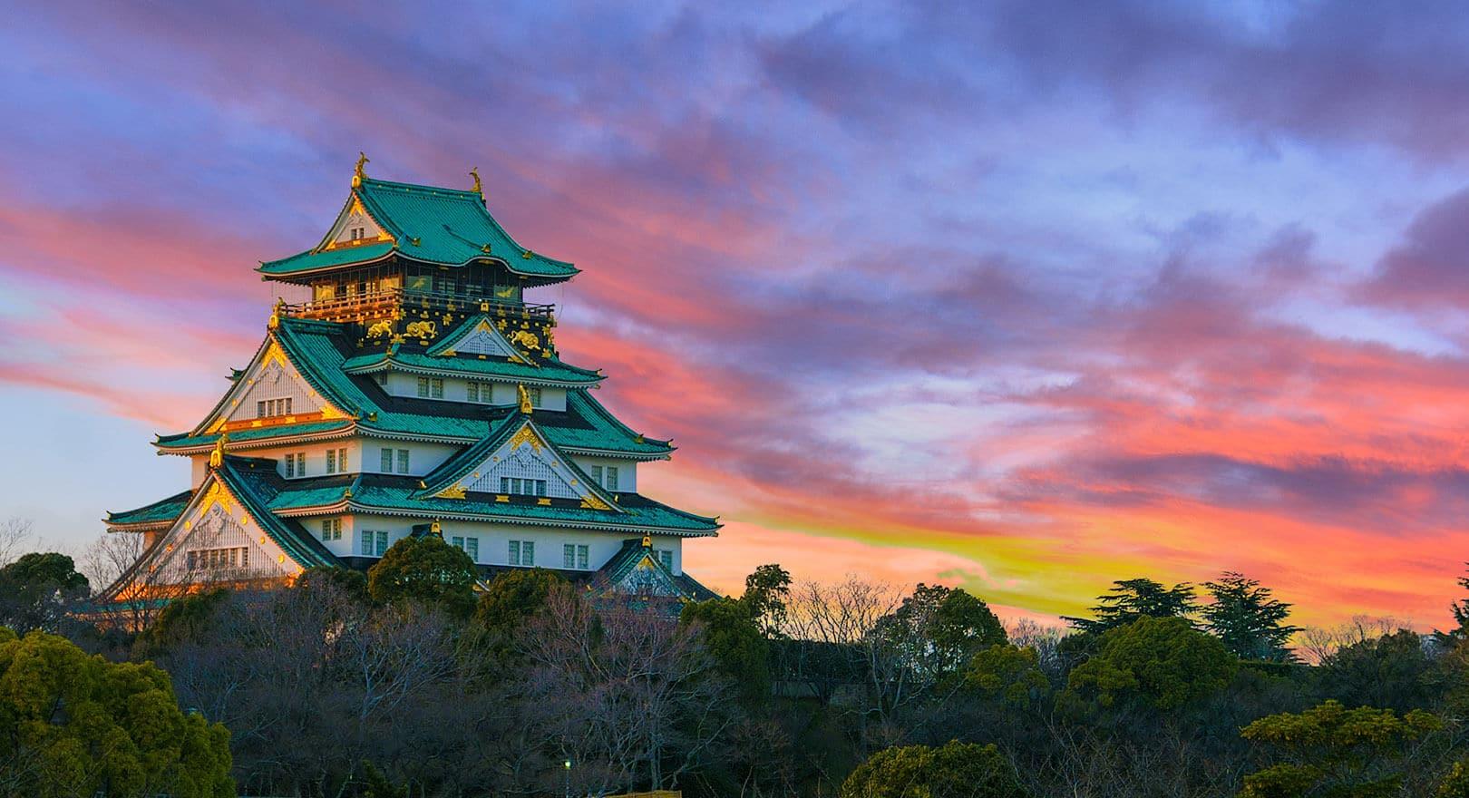 Mein Erfahrungsbericht: zwei Semester an der Kansai Gaidai (Osaka)