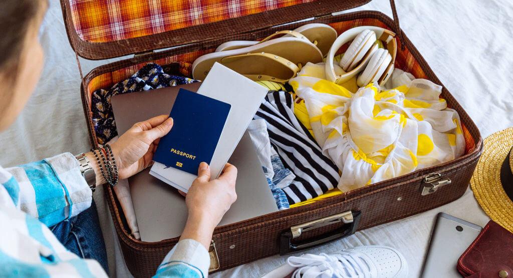 To-Do Liste für die Urlaubsplanung