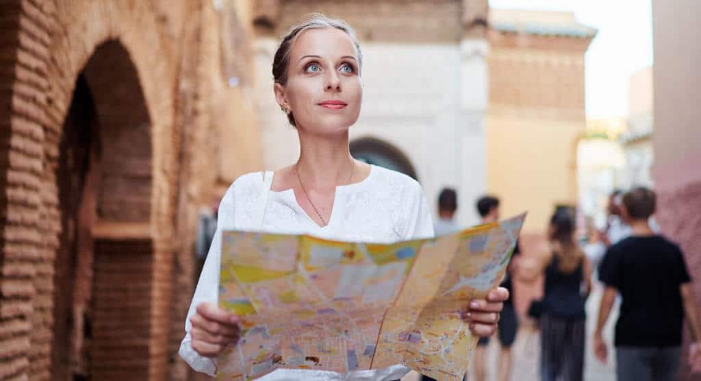 Weltreisen nach dem Abitur